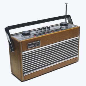 A Trendy Roberts 'R' Portable Radio