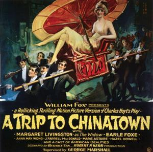 A Trip To Chinatown - 1926