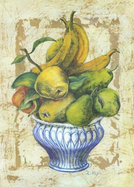 Fruit Bowl II by A. Vega
