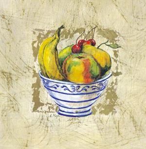 Fruit Bowl IV by A. Vega