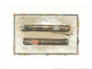 Habanos Cigars III by A. Vega