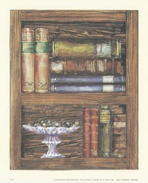 Librairies Ix by A. Vega