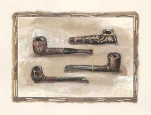 Pipes Collection II by A. Vega