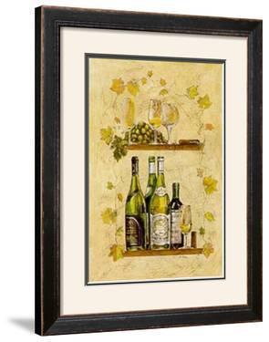 White Wine by A. Vega