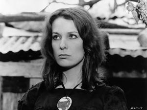 A VERY CURIOUS GIRL (aka LA FIANCEE DU PIRATE) by NellyKaplan with Bernadette Lafont, 1969 (b/w pho