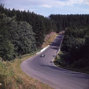 A View of Part of the Nurburgring Race Track, German Grand Prix, Germany, 1963