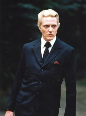 A VIEW TO A KILL, 1985 directed by JOHN GLEN with Christopher Walken (photo)