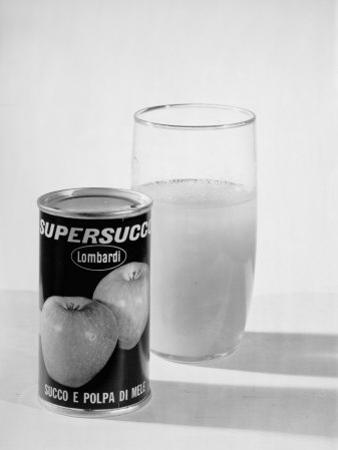 Apple Juice and Pulp from the Lombardi Company in Ferrara by A. Villani
