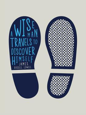 A Wise Man Travels to Discover Himself