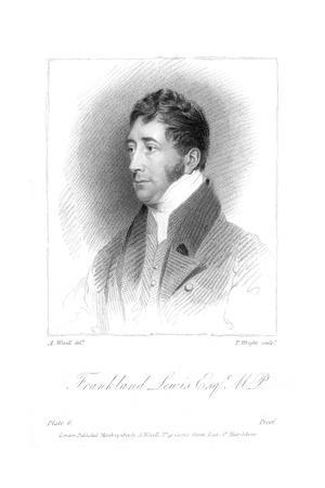 Thomas Frankland Lewis