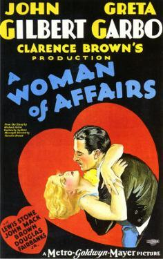A Woman of Affairs, 1928