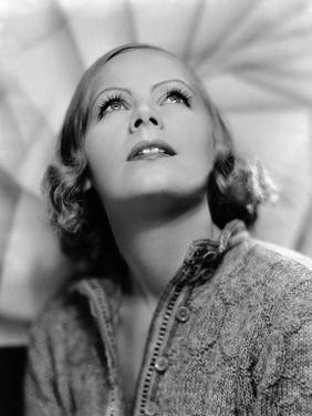 A WOMAN OF AFFAIRS, 1929 directed by CLARENCE BROWN with Greta Garbo (b/w photo)