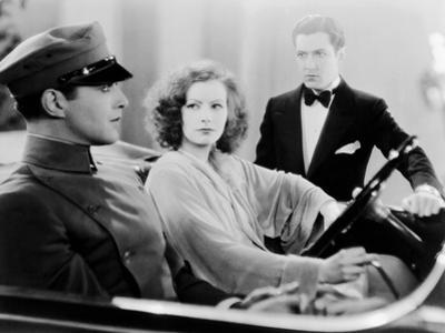 A Woman Of Affairs, Douglas Fairbanks Jr., Greta Garbo, Johnny Mack Brown, 1928