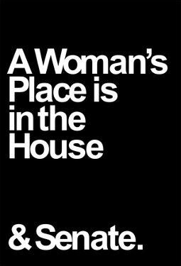A Woman?s Place?
