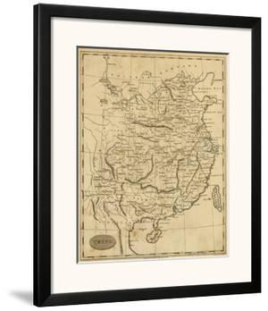 China, c.1812 by Aaron Arrowsmith