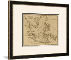 East India Islands, c.1812 by Aaron Arrowsmith