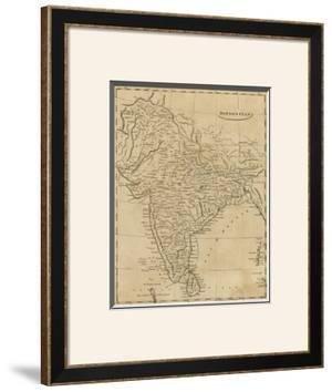 Hindoostan, c.1812 by Aaron Arrowsmith