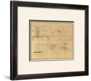 Polynesia, c.1812 by Aaron Arrowsmith