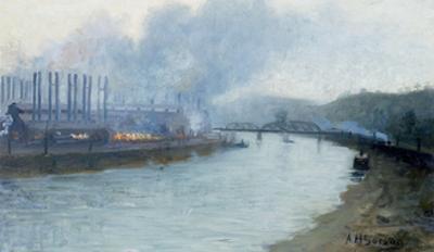 Industrial Scene, Pittsburgh