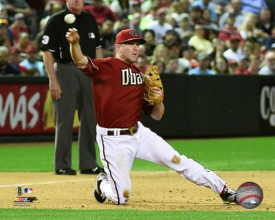 Aaron Hill 2015 Action