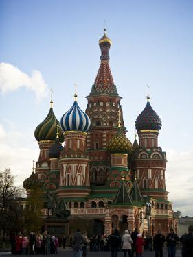 St. Basil's Cathedral, Moscow by Aaron Huey