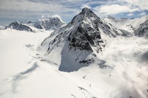 The Alaska Range in Denali National Park by Aaron Huey