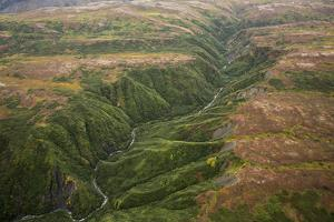 The eastern border of Denali National Park. by Aaron Huey
