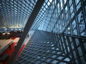 The Seattle Public Library by Aaron Huey