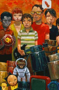Because of Music by Aaron Jasinski
