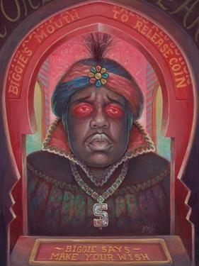 Biggie Says by Aaron Jasinski
