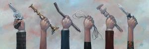 Choose Your Weapon by Aaron Jasinski