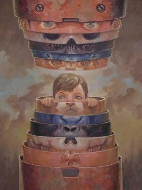 Know Thy Self by Aaron Jasinski
