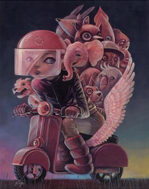 Sunrise by Aaron Jasinski