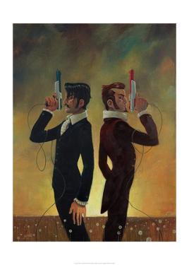 The Duel by Aaron Jasinski