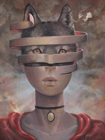 Wolf in Lambs Clothes by Aaron Jasinski