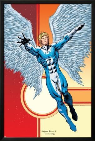 Excalibur No.11 Cover: Angel