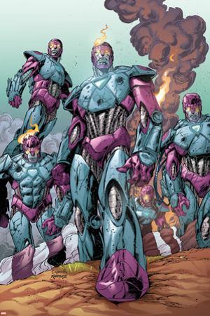 Sentinel Squad O*N*E No.1 Group: Sentinel