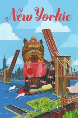 New Yorkie by Aaron Meshon