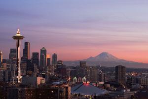 Seattle by Aaron Morris