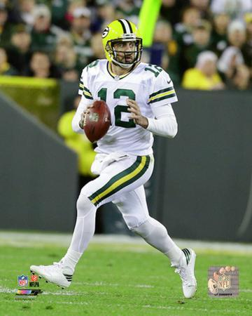Aaron Rodgers 2016 Action