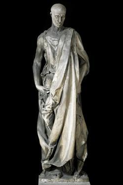 Abacuc, by Donatello