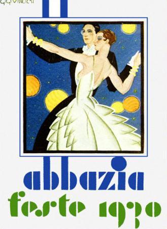 Abbazia Fiesta Ball, c.1930