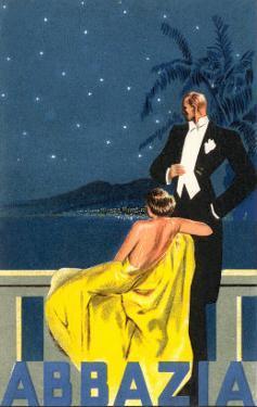 Abbazia, Sophisticated Couple