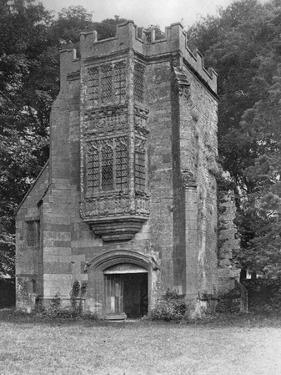 Abbey Gatehouse, Cerne Abbas, Dorset, 1924-1926 by E Bastard