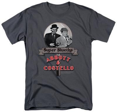 Abbott & Costello - Super Sleuths
