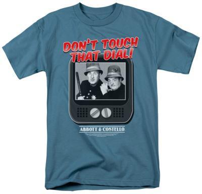 Abbott & Costello - That Dial