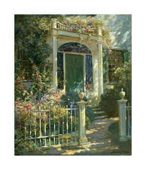 Portsmouth Doorway by Abbott Fuller Graves