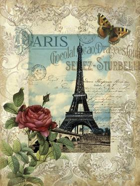 Eternal Paris by Abby White