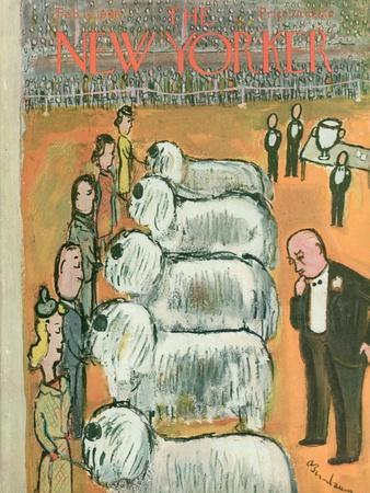 The New Yorker Cover - February 14, 1948