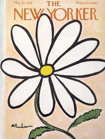 The New Yorker Cover - May 27, 1974
